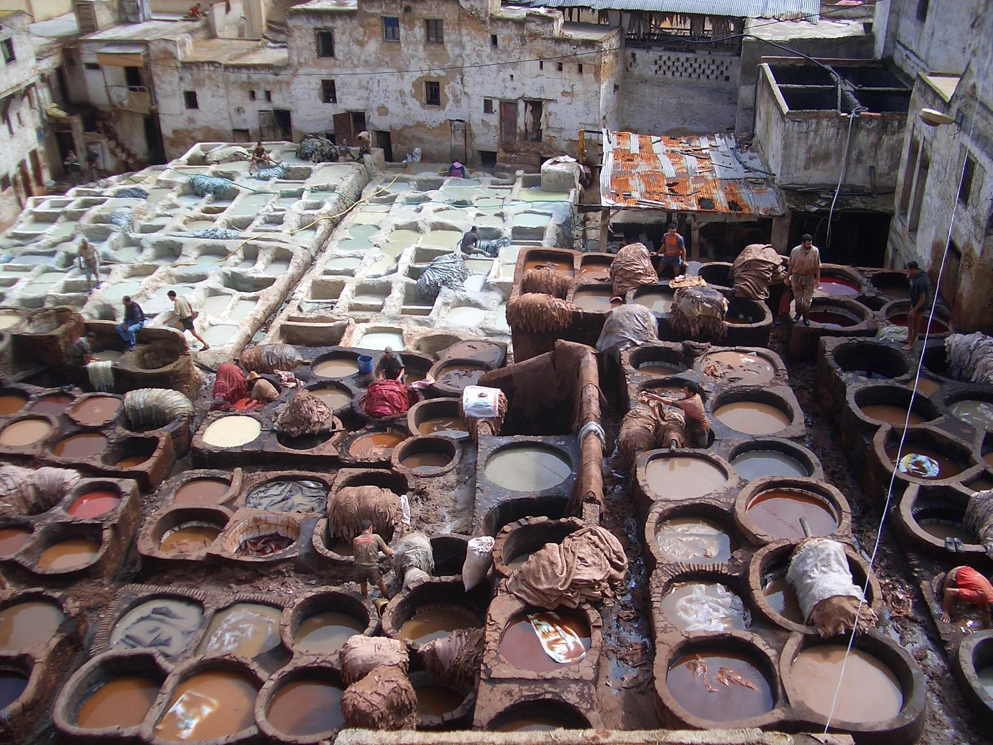 Fes e Meknes Marocco