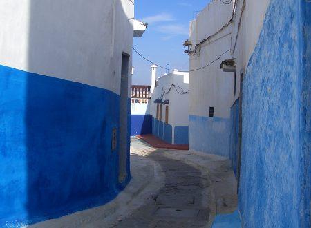 Volubis  , Rabat e Casablanca