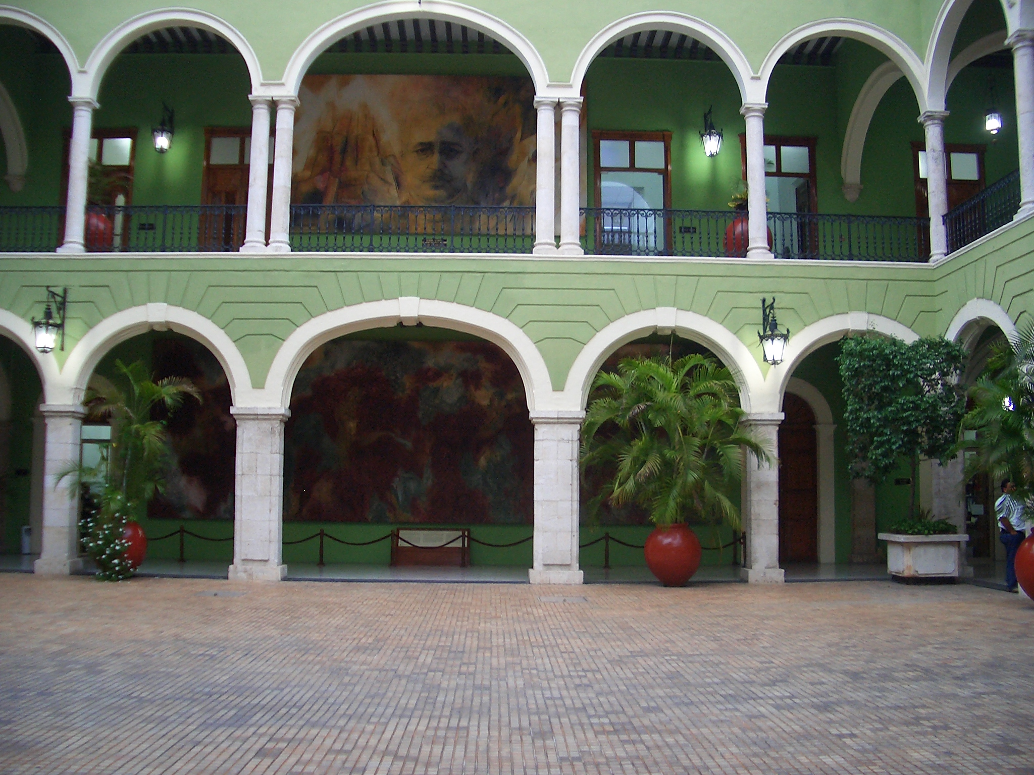 mexico-036 La penisola dello Yucatàn