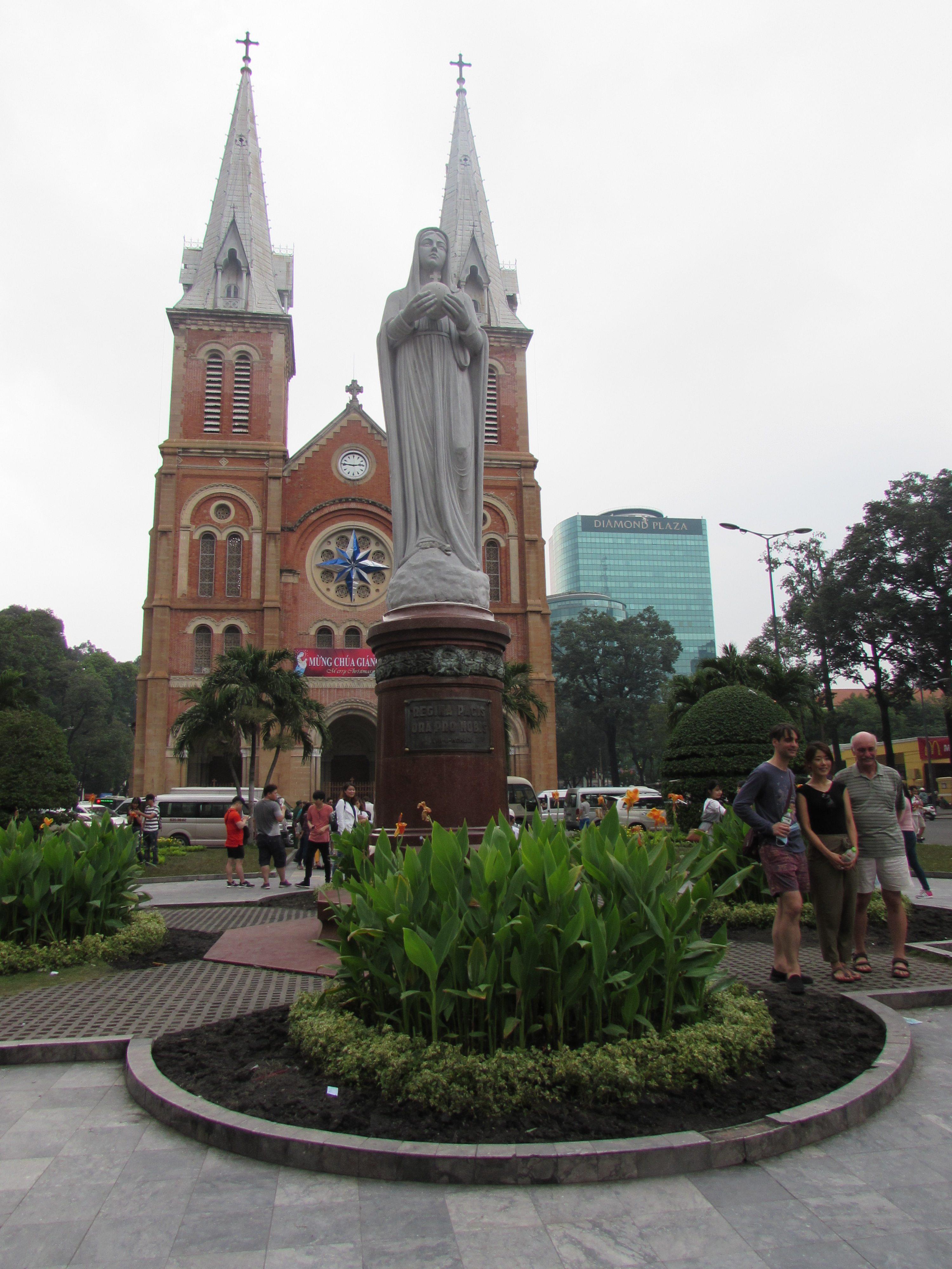 Ho Chi Minh City tra antico e moderno