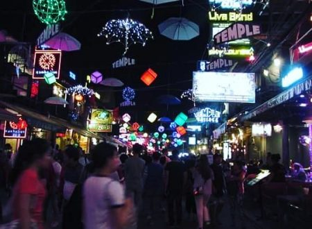 Siem Reap una città in fermento