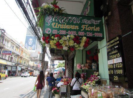 Bang Rak , un quartiere da scoprire (Bangkok)