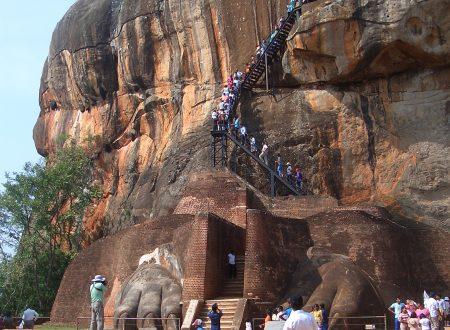 La fortezza di Sigiriya