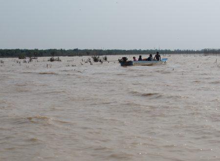 Il lago Tonle Sap ed i villaggi galleggianti