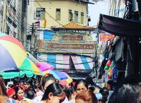 I mercati di Bangkok