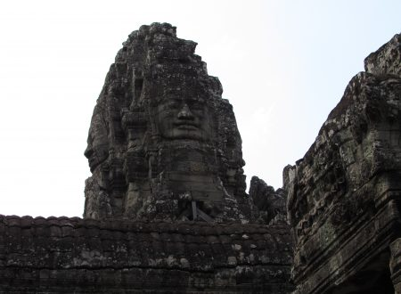 Angkor Thom e Bayon…in giro tra i Templi