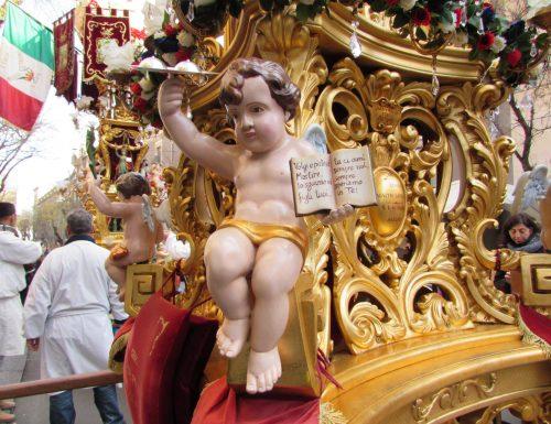 La festa di Sant' Agata
